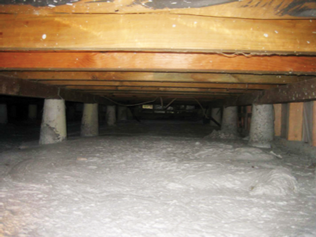 Foam Concrete Insulation
